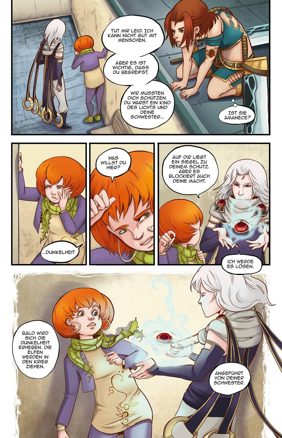 Webcomic Seite 24