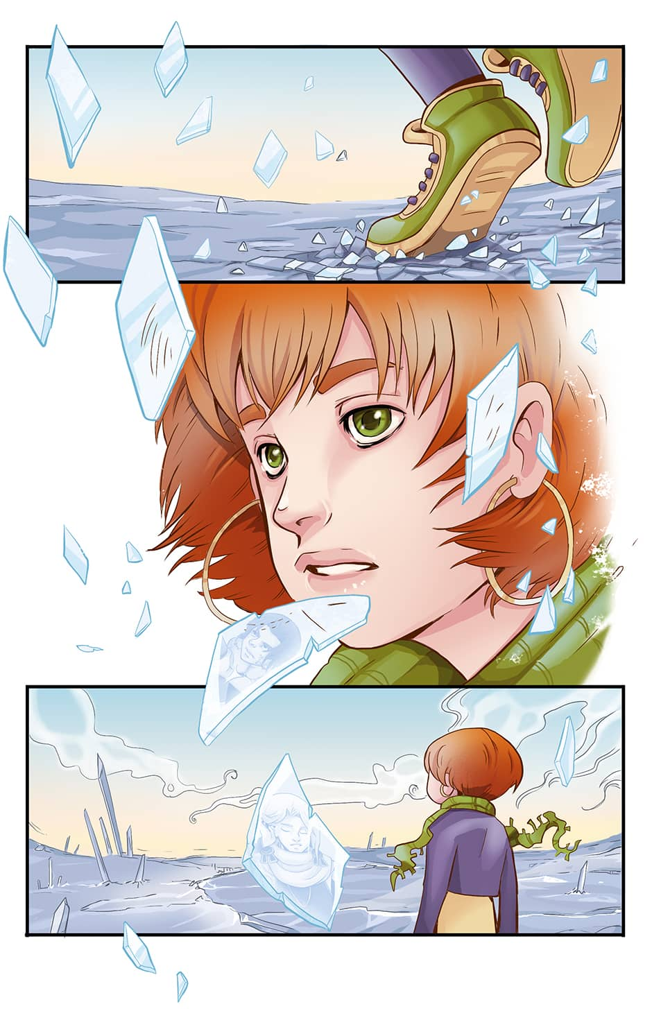 Webcomic Vom Anfang Seite 36