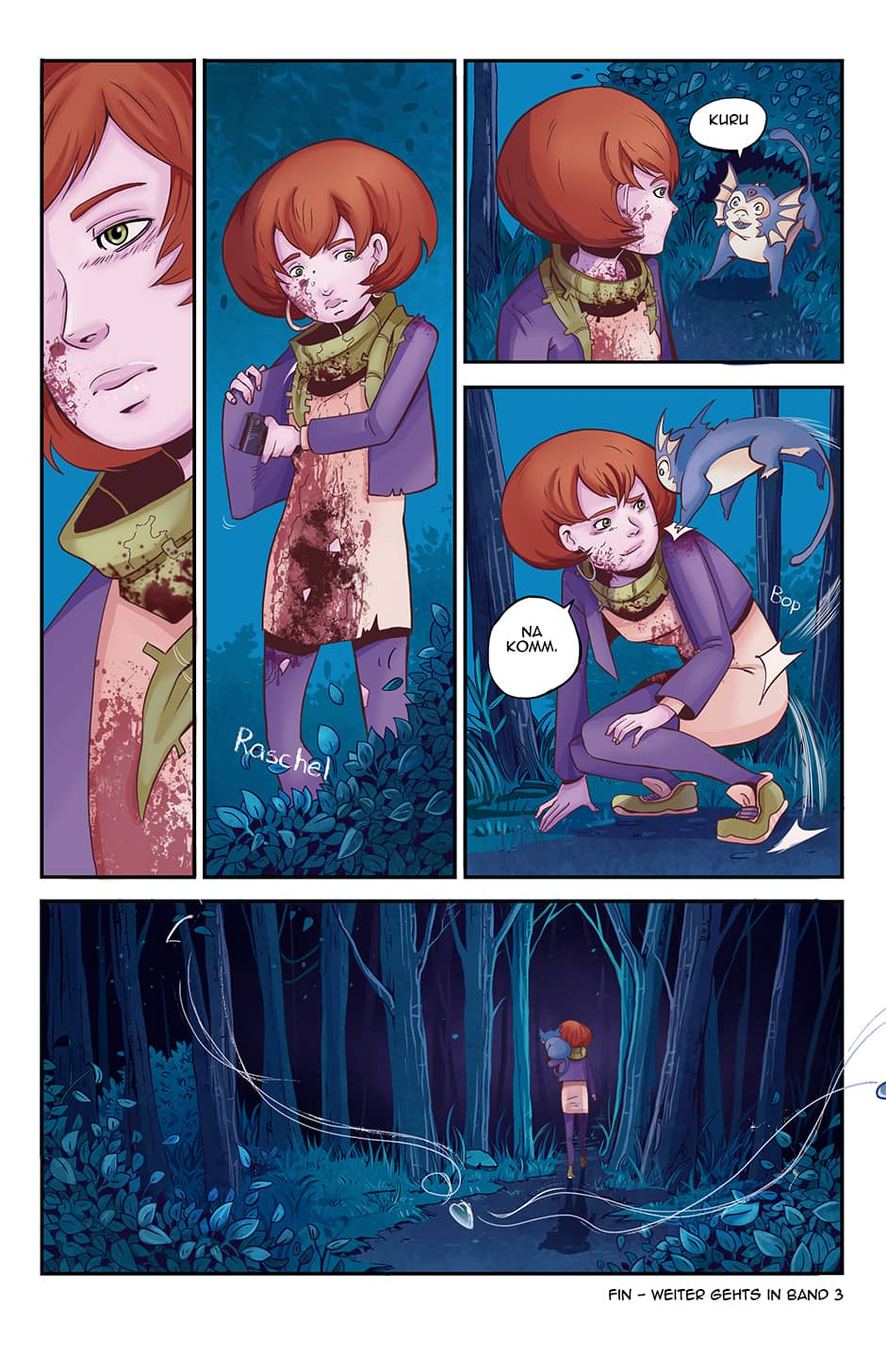 webcomic Puppenspieler Seite 74